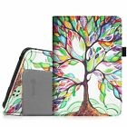"""Fit Folio Leather Case Cover For Kindle Fire HD 7"""" 2nd Gen 2012 Auto Sleep/Wake"""