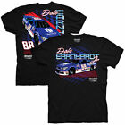Dale Earnhardt Jr 2017 Darlington Throwback Graphic Tee T-Shirt M-2XL IN STOCK