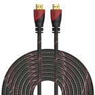 Gold Plated Connection HDMI to HDMI cable mesh 1080P 1m 1.5m 1.8m 3m 5m 10m