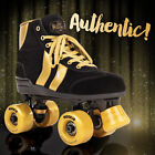 Rookie Rollerskates Authentic Rollschuhe Quads Discoroller
