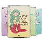HEAD CASE DESIGNS FANCIFUL MERMAIDS SOFT GEL CASE FOR APPLE SAMSUNG TABLETS