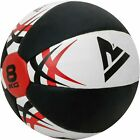 RDX Weighted Medicine Ball 12 18 23 27 lbs Fitness Muscle Training Body Workout image