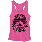 Star Wars Ornate Stormtrooper Womens Graphic Racerback Tank $22.95 USD