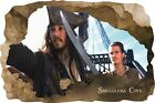 Huge 3D Smugglers Cove Pirate Cave View Wall Stickers Mural  Decal Film 8