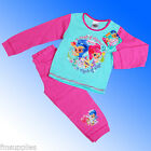 Girls Official Genuine Shimmer & Shine Pyjamas Age 2 3 4 and 5 Years