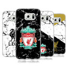 OFFICIAL LIVERPOOL FOOTBALL CLUB 2017/18 MARBLE GEL CASE FOR SAMSUNG PHONES 1