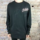 Billabong Volt Tips Long Sleeve T-Shirt in Black Size L