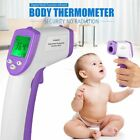LCD Non-contact IR Infrared Thermometer Forehead Baby/Kids Body Temperature