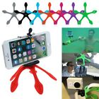 Universal Mini Octopus Tripod Mount Flexible Stand/Holder for Gopro Phone Camera