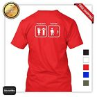 Problem Solved Fishing Marriage Funny Saying T Shirts Mens Small to 3XL 5 colors