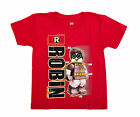 DC Comics The Lego Batman Movie Robin Graphic Youth T-Shirt