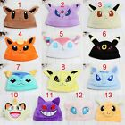 Kawaii Clothing Cute Harajuku Ropa Pokemon Go Hat Anime Gorro Beanie Japan Otaku
