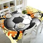 3D Football 56 Tablecloth Table Cover Cloth Birthday Party Event AJ WALLPAPER AU