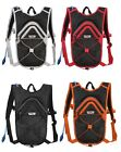 Hydration Pack + 2L Water Bladder Bag Camelbak Backpack Hiking Camping Running