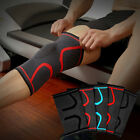 KNEE SLEEVE COMPRESSION BRACE SUPPORT,SPORT,INJURY RECOVER,ARTHRITIS PAIN RELIEF