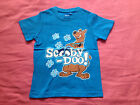 NEW***Scooby Doo Toddler Boys Short Sleeve Top***Blue***Size 2-3