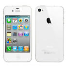 Apple iPhone 4 8GB 16GB 32GB Smartphone Unlocked AT&amp;T Verizon T-Mobile <br/> US SELLER - 12 MONTHS WARRANTY - FAST FREE SHIPPING!