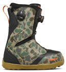 32 ThirtyTwo - Lashed Double BOA | 2018 - Mens Snowboard Boots | Camo