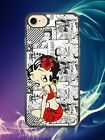 New Betty Boop Collage For iPhone 8 8 Plus Case Cover $10.99 USD