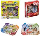 Disney Cars And Ninja Turtles Mini Pop Up Game Ludo Fun Party Family Board Game