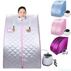 Portable Home Steam Sauna Spa Tent Bath Heater Beauty Weight Loss Slimming US