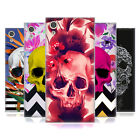 OFFICIAL GIULIO ROSSI SKULL COLLECTION SOFT GEL CASE FOR SONY PHONES 1