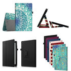 For All-New Amazon Fire HD 10 ( 7th Generation, 2017 ) Case Folio Stand Cover