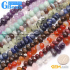 "8-10x12-14mm Freefrom Natural Potato Stone Jewelry Making Beads 15"" in Bulk"