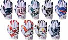 Franklin Sports NFL Logo Team Football Receiver Gloves, Youth, Medium size