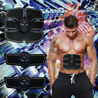 Abs Stimulator Abdominal Muscle Training Belt Ultimate Toning Fitness Gear Smart image