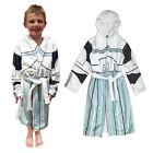 Official Star Wars Child's Stormtrooper Robe New Boys Luxury Soft Dressing Gown