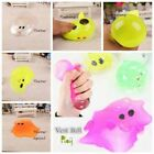 3Pcs Mesh Squishy Ball Venting Fidget Toys Squeeze Adult Abreaction Cute Toys EB