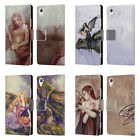 OFFICIAL SELINA FENECH DRAGONS LEATHER BOOK WALLET CASE COVER FOR SONY PHONES 1