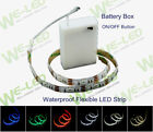Campin /Night Fishing Led Strip Super Bright Battery LED Strip 0.5-1M Waterproof