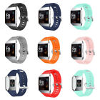 For Fitbit Ionic  Running Gym Soft Watch Band Strap Watchband