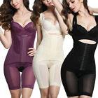 Women Full Body Shaper High Waist Cincher Slimming Control Bodysuit Shapewear