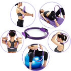 Yoga & Pilates Ring - Premium Power Resistance Full Body Toning Fitness Circle