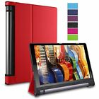 Smart PU Leather Protective Tablet Case Cover for Lenovo Yoga Tab 3 Pro YT3-X90