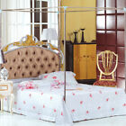 Stainless Steel Mosquito Bed Netting Canopies Frame/Post All Size Double Queen