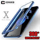 For iPhone X Edition Case 360° Full Protection Shockproof Hybrid Frame +PC Cover  iphone x cases 360 protection 1923461258114040 1