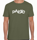 PAISTE  T-SHIRT VARIOUS COLOURS  Drums/Cymbals/Percussion