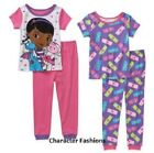 DOC MCSTUFFINS 12 18 24 Months 2T 3T 4T 5T Girls PAJAMAS PJS Shirt Pants DISNEY