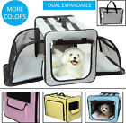 Pet Life Expandable Wire Folding Lightweight Collapsible Travel Pet Crate