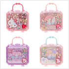 JAPAN HELLO KITTY  MELODY BONBONRIBBON TWIN STAR (8 STAMPS+2 INK PAD) SET