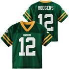NEW Green Bay Packers AARON RODGERS youth jersey L XL Nelson Jones