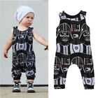 Внешний вид - Newborn Infant Kids Baby Boys Star Wars Romper Bodysuit Jumpsuit Clothes Outfits