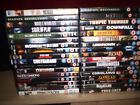 DVDS -CHOOSE FROM A LIST OF TOP TITLES ACTION /THRILLER FILMS £1.69 EACH 50P P&P