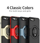 iPaky Ring Kickstand Magnetic Car Air Vent Holder Cover case For iPhone7/8 BJ