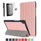 Slim Smart Cover Case Stand for Lenovo Tab 4 10 TB-X304F N L 10'' Tablet + Gifts