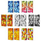 HEAD CASE BOKEH CHRISTMAS EDITION LEATHER BOOK CASE FOR LG STYLUS 3 / K10 PRO